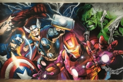 Marvel_graffiti_pokoj