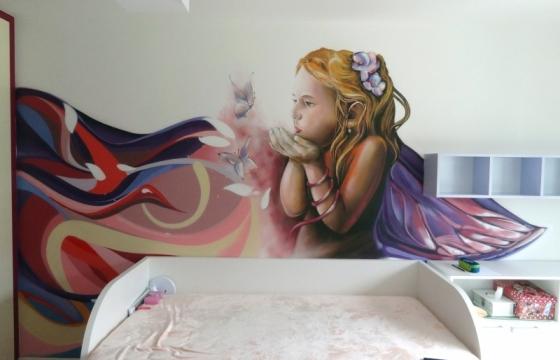 malba graffiti pro děti