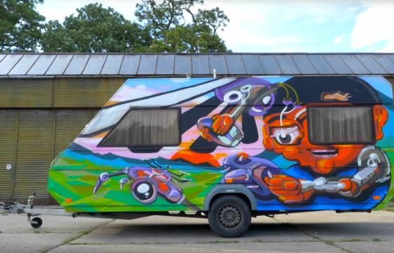 graffiti-karavan